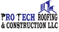 Pro Tech Roofing & Construction Logo